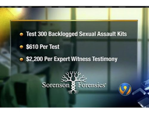 Sorenson Forensics aids CMPD in solving sex crimes